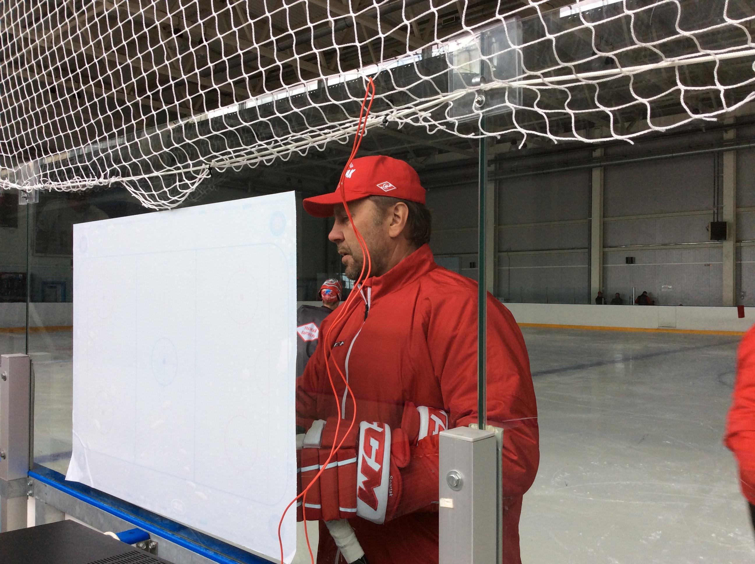 Игорь Уланов: Не надо хоккей превращать в шахматы (Видео)
