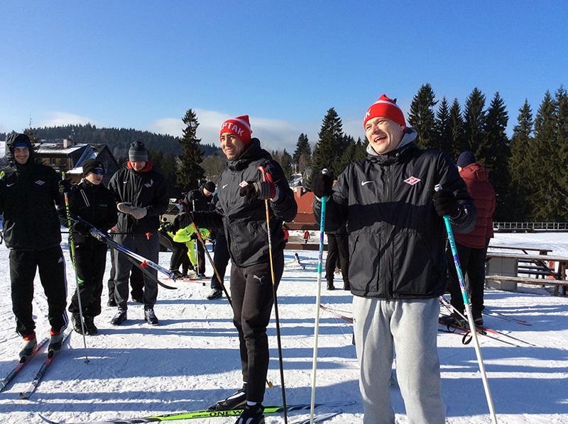 Александр Осипов: Филонить на лыжах не получится