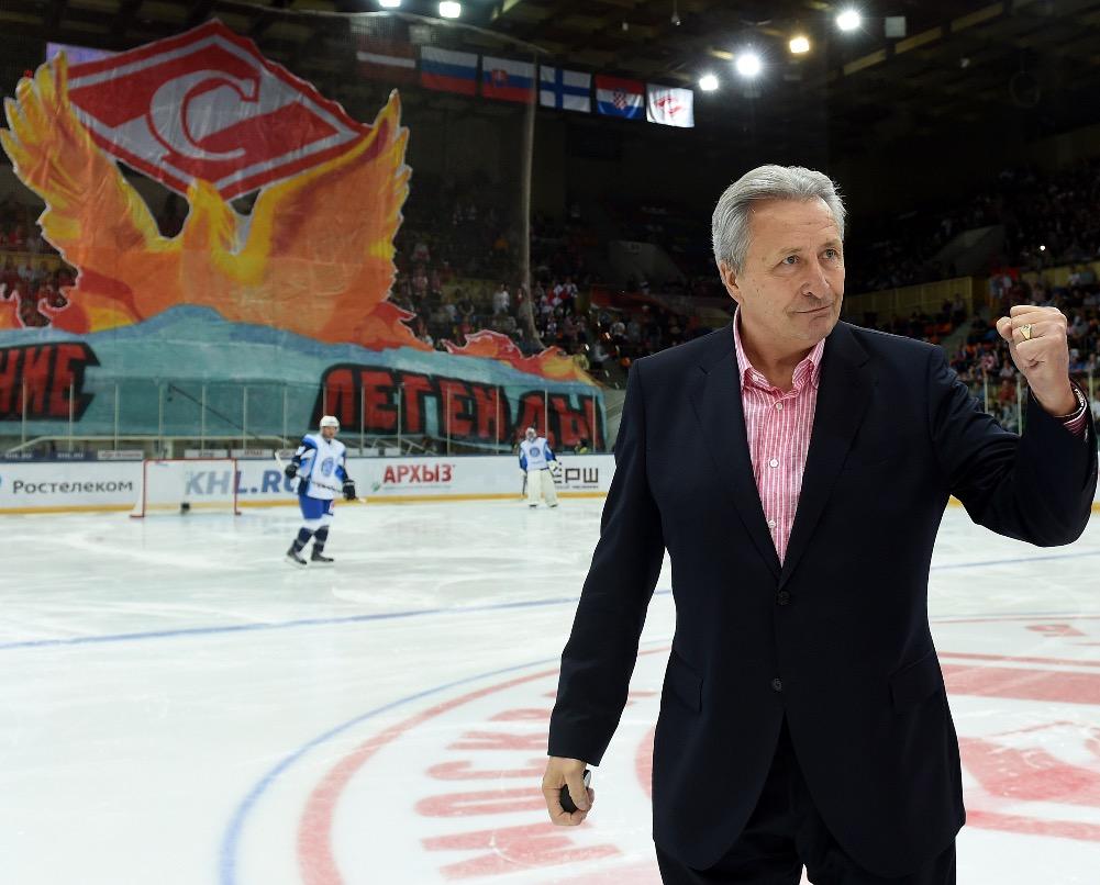 Александр Якушев. О хоккее и не только