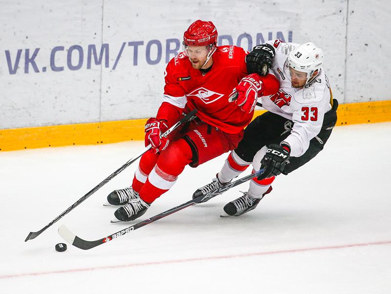 «Спартак» разгромил новокузнецкий «Металлург» на Кубке губернатора (Видео)