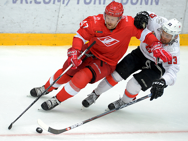 Вилле Лаюнен: Главная цель в сезоне – попадание «Спартака» в плей-офф
