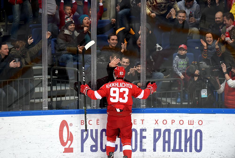 Александр Хохлачев: «Спартак» – мой родной клуб, и я рад, что остаюсь дома