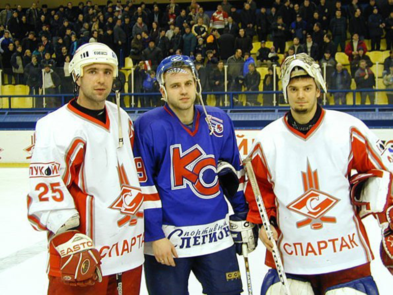 Богдан Савенко и Константин Симчук