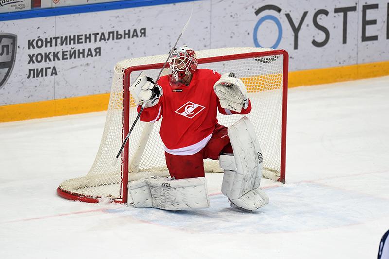 Никита Беспалов: Рад, что остаюсь в «Спартаке»