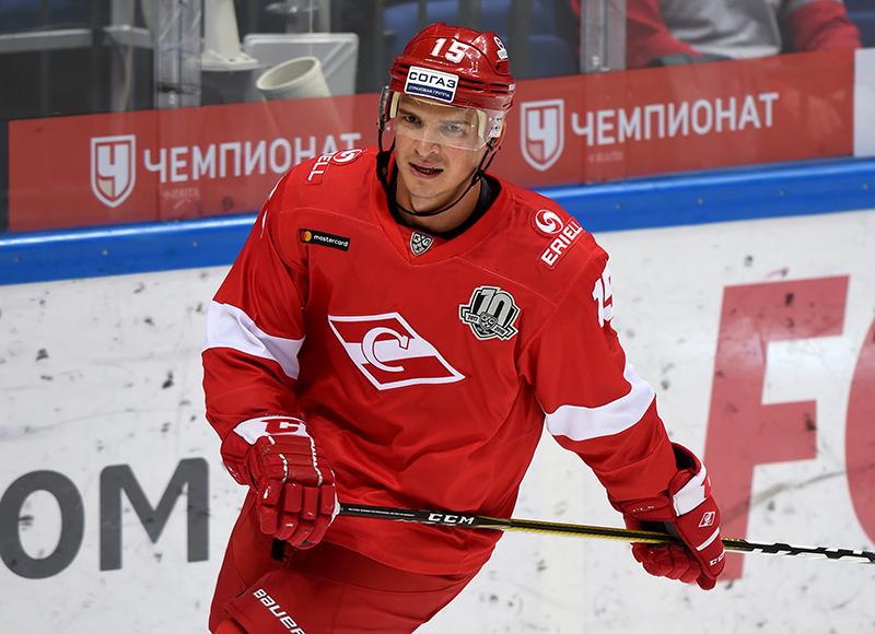 Максим Потапов покидает «Спартак»