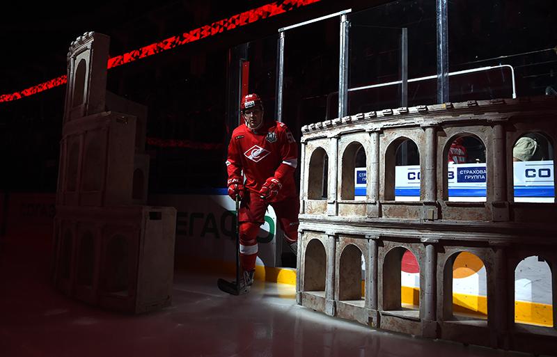 Дмитрий Юдин: Если бы не хоккей, был бы простым рабочим