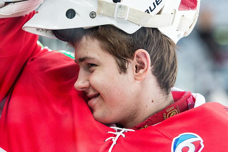 Александр Трушков: Моя прабабушка играла в хоккей