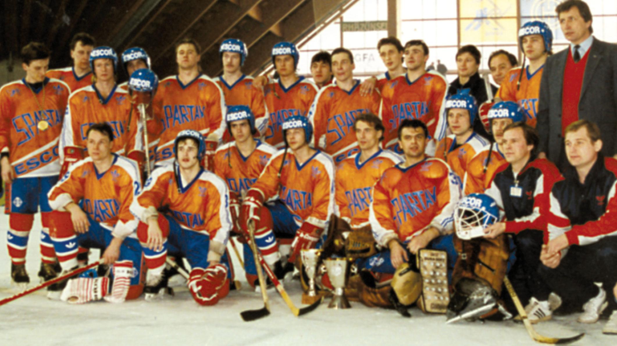 ка официальный сайт хоккейного клуба спартак москва